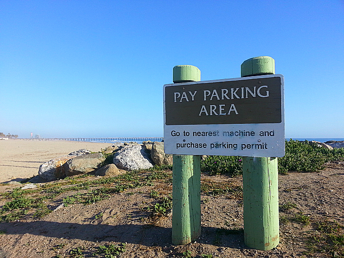 Port Hueneme Beach Park - Ventura County, California