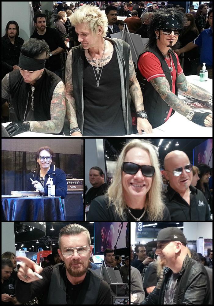 NAMM 2016 - Anaheim Convention Center