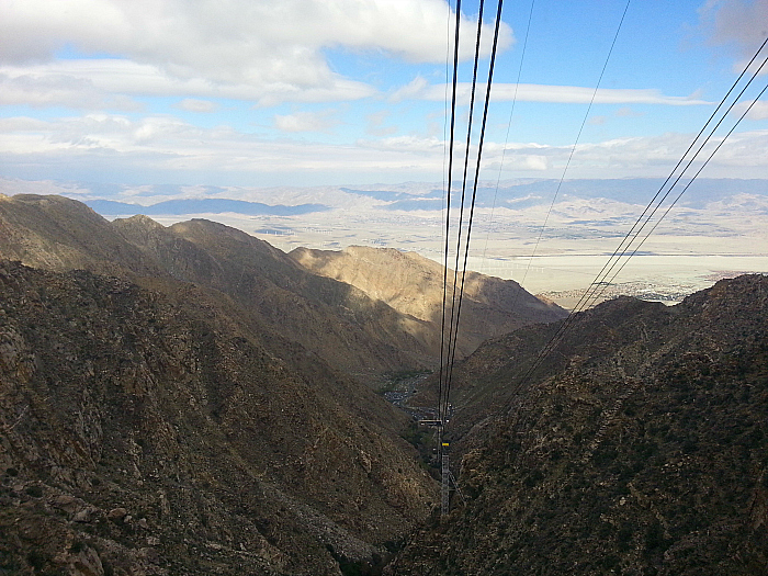 Riding The Palm Springs Aerial Tramway Valerie Was Here