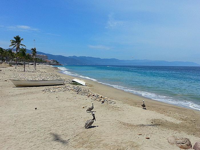 Malecon, Puerto Vallarta, Mexico