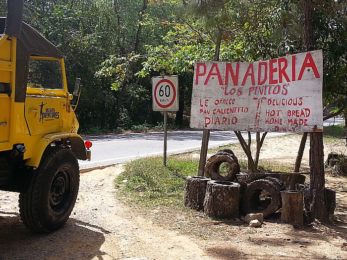 Panaderia - Vallarta Adventures Hidden Mexico Tour