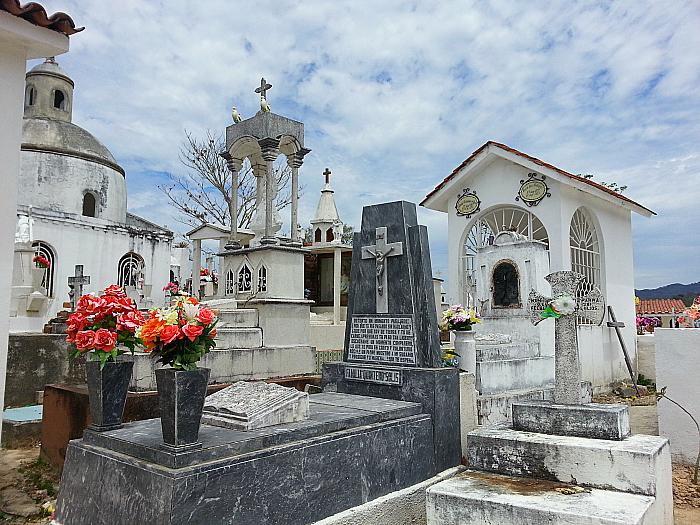 Cemetery - Vallarta Adventures Hidden Mexico Tour