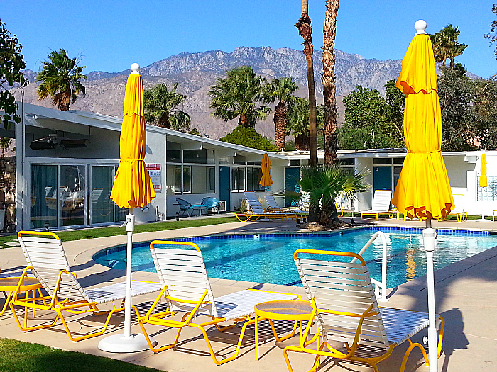 The Monkey Tree Hotel: Palm Springs Boutique Hotel