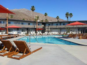 V Hotel in Palm Springs