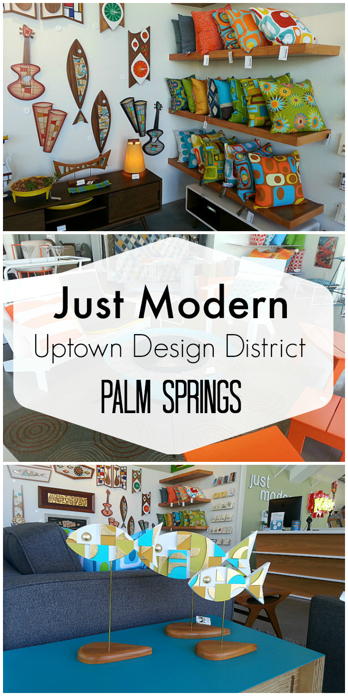 Just Modern - Uptown Design District, Palm Springs