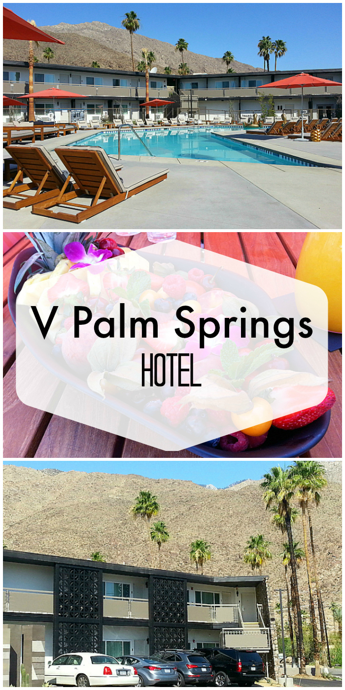 V Palm Springs Hotel