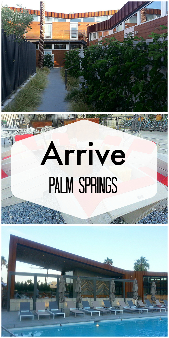 Arrive Hotel Palm Springs
