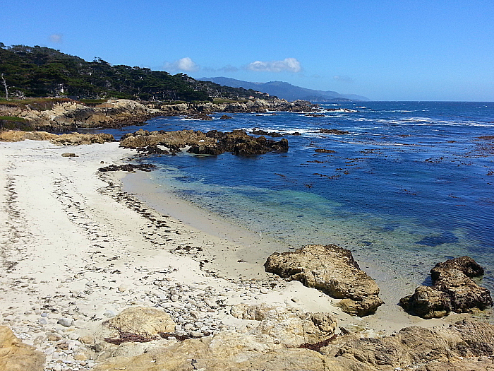 17 Mile Drive - Pebble Beach, California