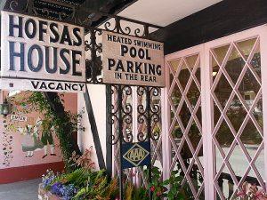 Hofsas House Hotel – Carmel by The Sea, California