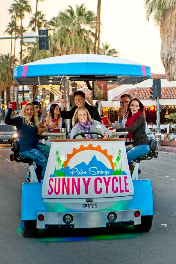 Sunnycycle Palm Springs