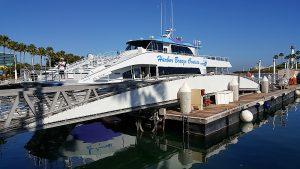 Harbor Breeze Cruise – Long Beach, California