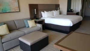 Renovated Guest Rooms at the Marriott Coronado Island Resort & Spa