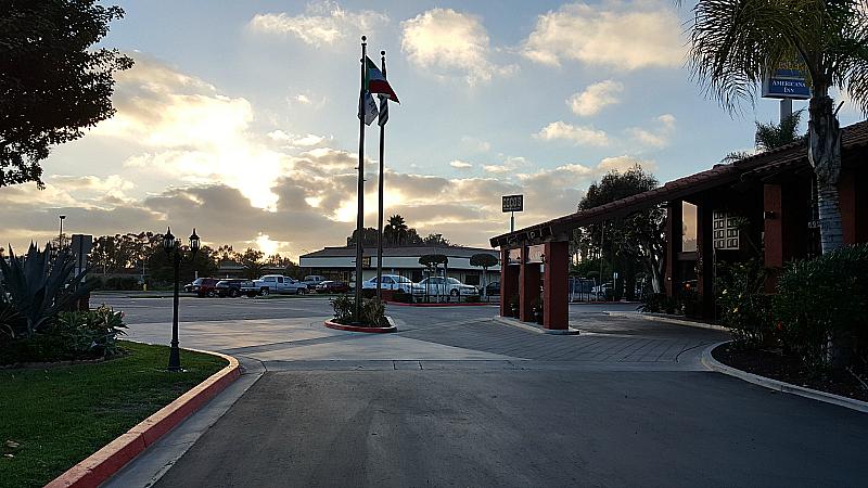 Best Western Americana Inn - San Ysidro