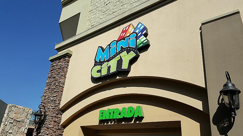 Mini City at Plaza Rio - Tijuana, Mexico