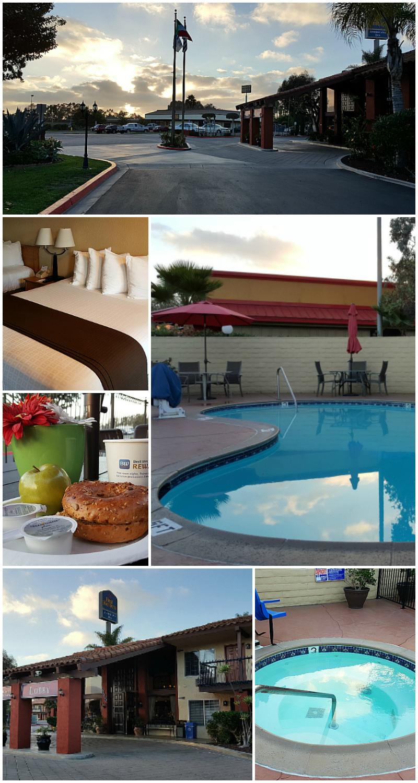 Best Western Americana Inn - San Ysidro, California - Near the US/Mexico border