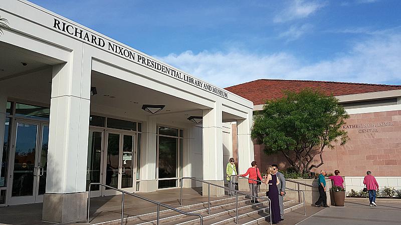 Free Concerts At The Richard Nixon Library Yorba Linda