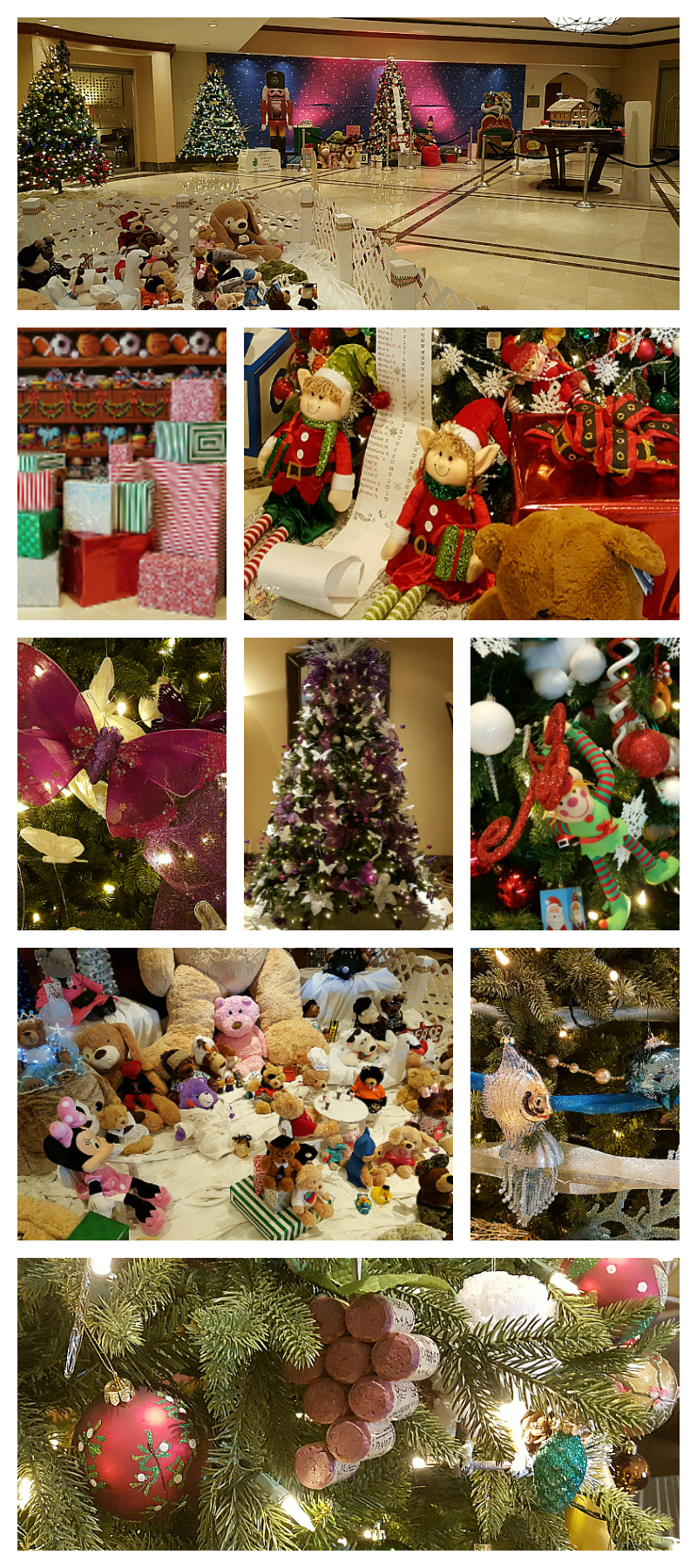 Holiday Activities at The Fairmont Newport Beach