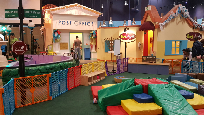 Pretend City Children's Museum in Irvine, California