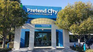 Pretend City Children's Museum in Irvine, California