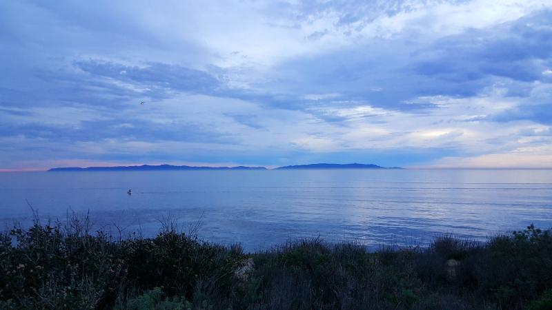 Sunset at Terranea in Palos Verdes