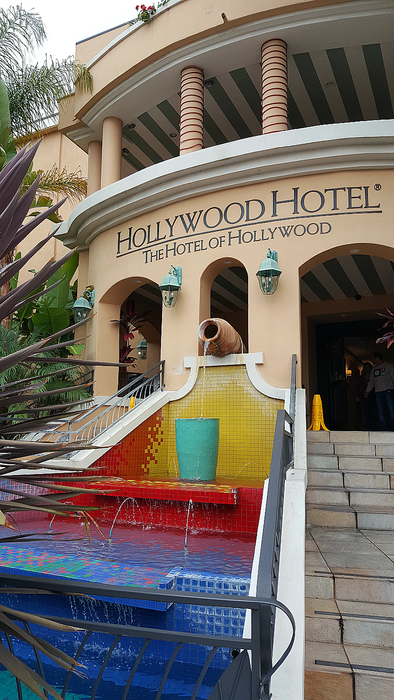 Hollywood Hotel in Los Angeles