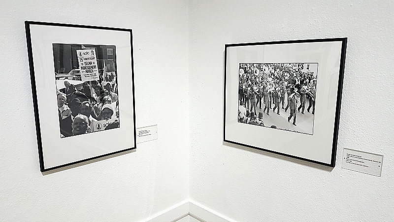 Peace, Love and Equality Exhibit At Cedar Center for The Arts in Lancaster, California
