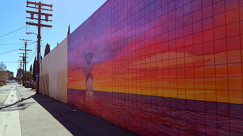 Pow!Wow! Street Art Murals in Lancaster