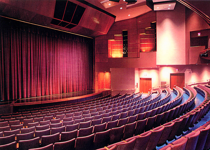 Lancaster Performing Arts Center Auditorium