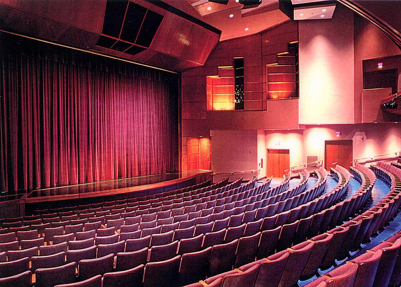 Lancaster Performing Arts Center Auditorium