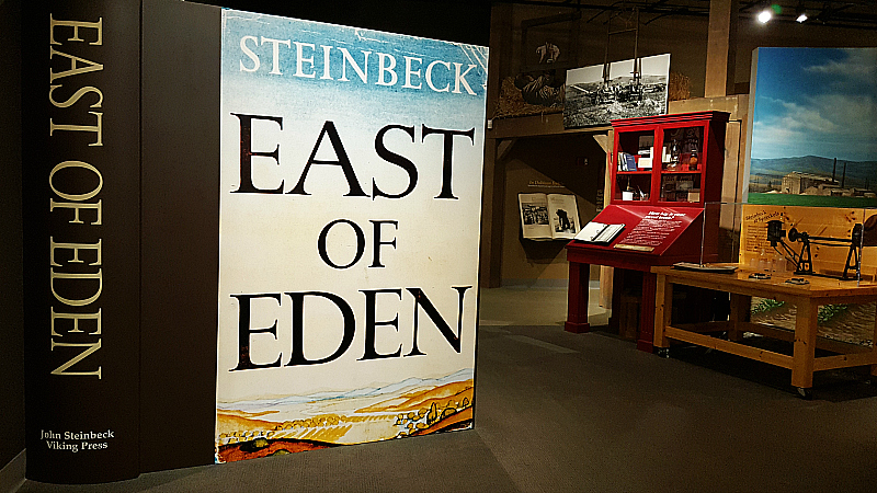 Rediscovering Steinbeck at The National Steinbeck Center in Salinas