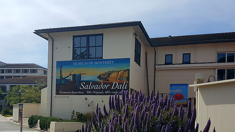 Dali17 at The Museum of Monterey - Things Are About To Get Surreal ...