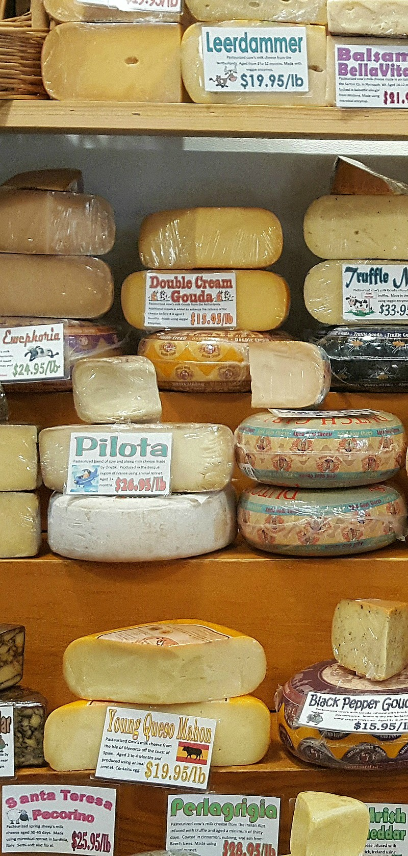 The Cheese Shop in Carmel By The Sea