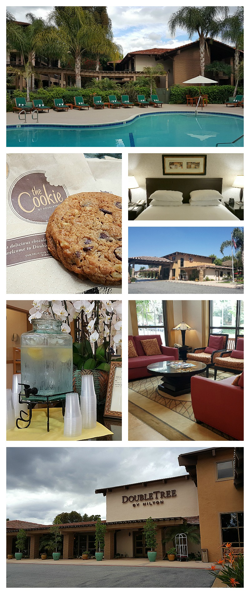 The Doubletree by Hilton Claremont Hotel