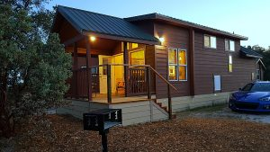 Luxurious Cottages, Yurts and Other Accomodations at Yosemite RV Resort