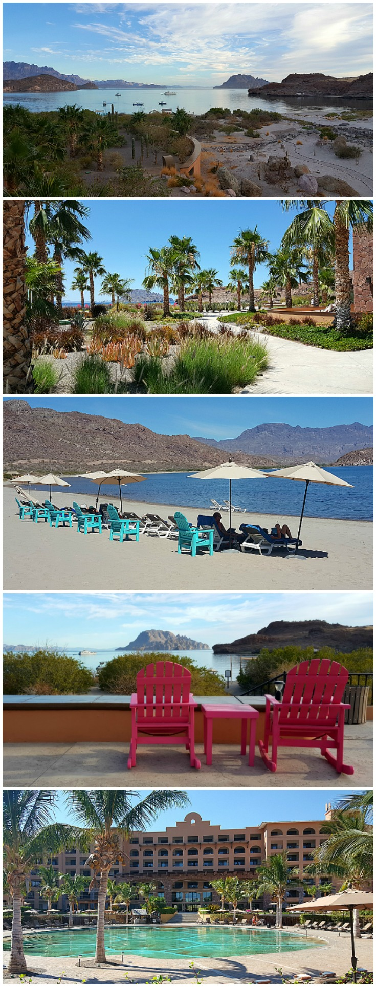 Villa del Palmar Islands of Loreto, Baja California Sur, Mexico - Golf and Spa Resort