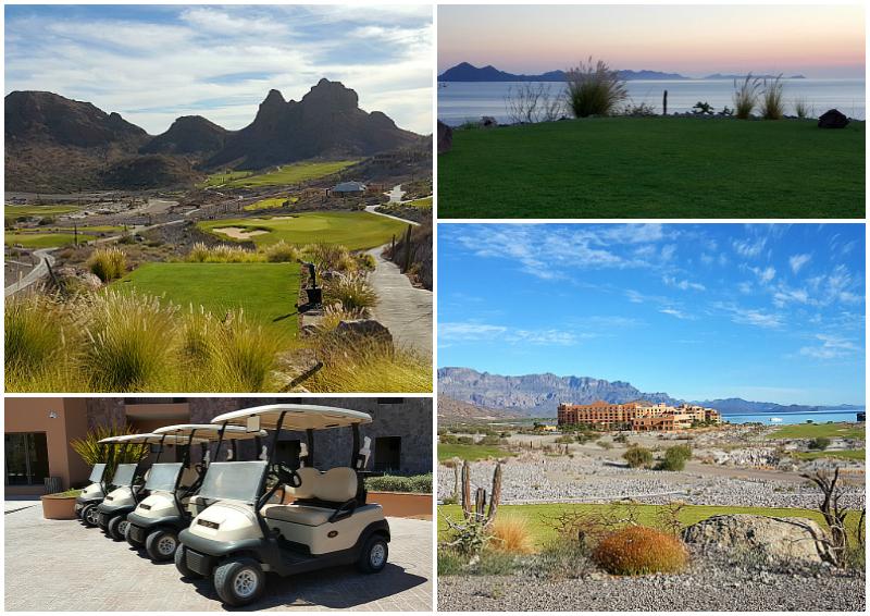 Danzante Bay Golf Course