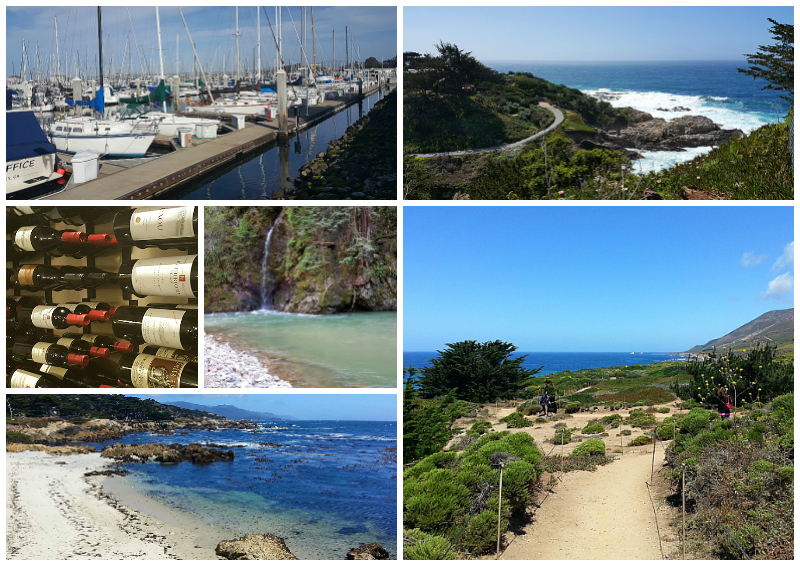 5 Fun Places to Go in Monterey County