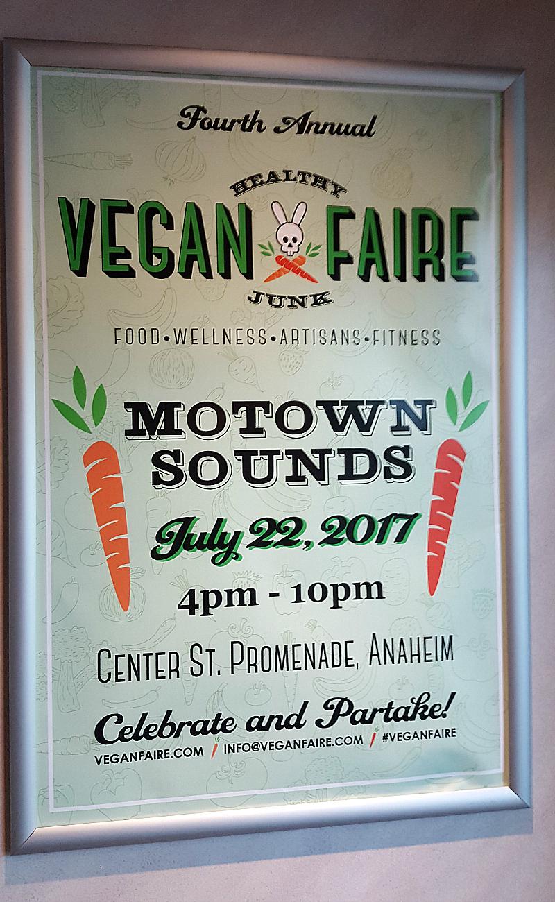 Healthy Junk Vegan Faire