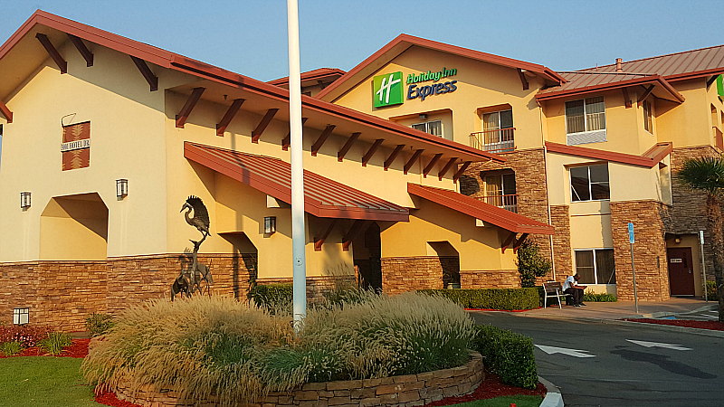 Holiday Inn Express in Turlock, California