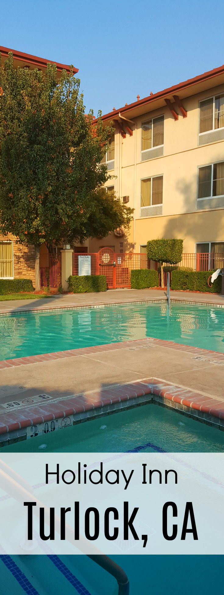 Holiday Inn Express and Suites in Turlock - Where to stay when you travel on Highway 99 in California