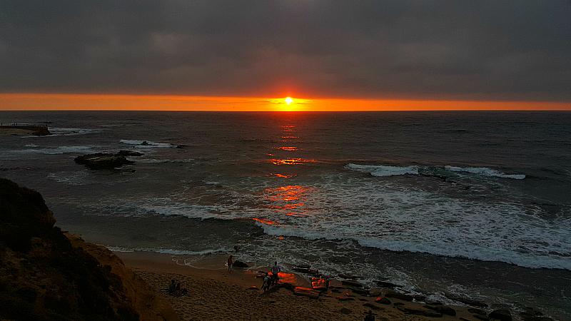 Sunset Pantai Inn La Jolla, California Hotel