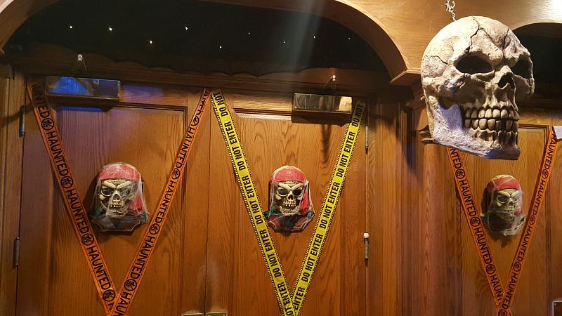 Vampirates Halloween Show at Pirate's Dinner Adventure