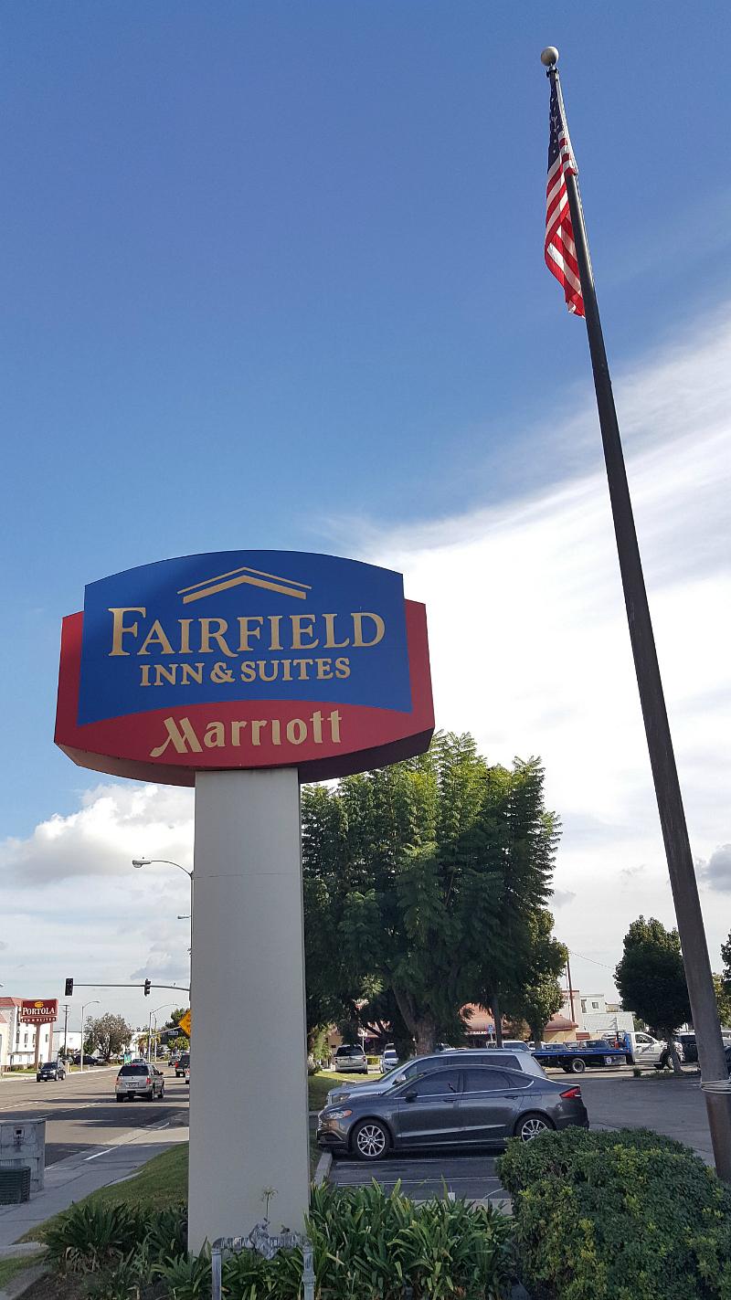 Marriott Fairfield Inn and Suites Hotel Buena Park California