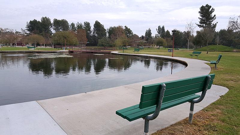 clark park orange county