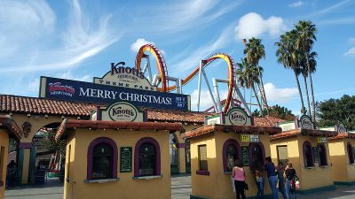 Knotts Berry Farm Family Fun and Short Lines