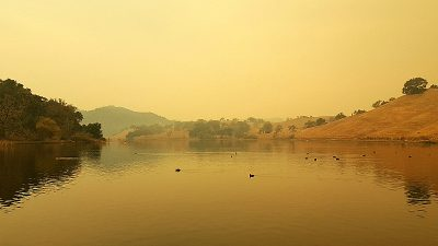 Alisal Lake in The Morning
