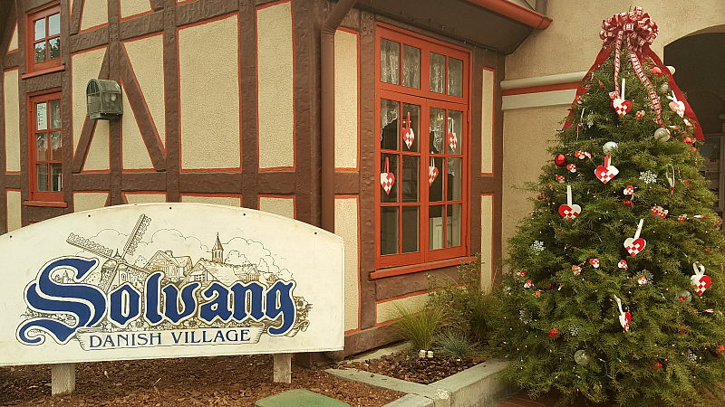 Solvang Visitors Center