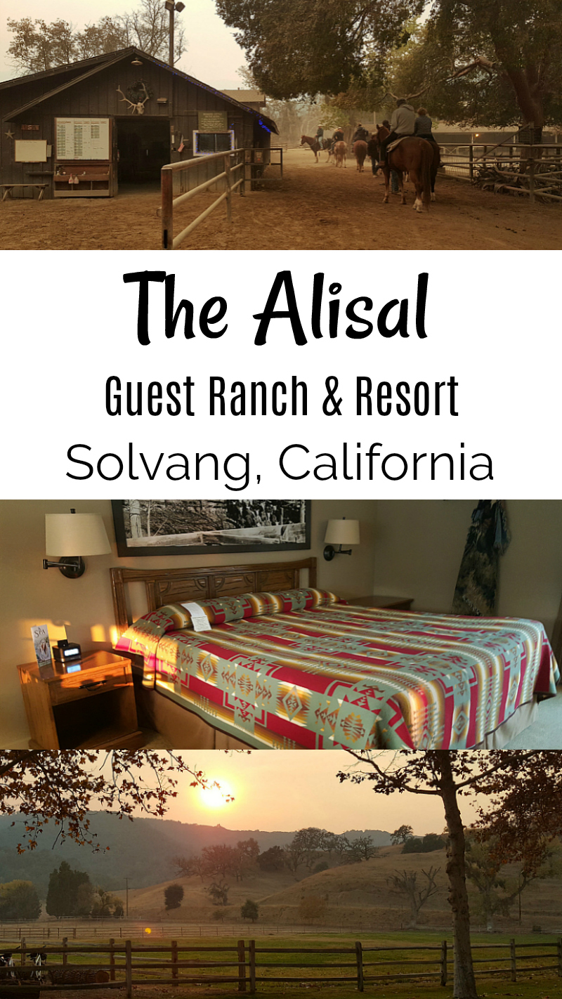 The Alisal luxury Guest Ranch and Resort Solvang California Dude Ranch