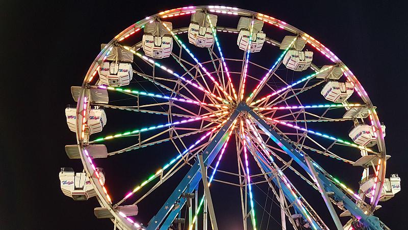 Winter Fest Ferris Wheel
