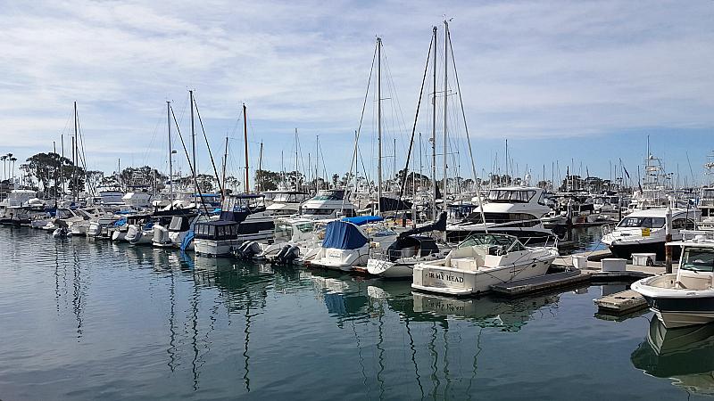 dana point harbor boats
